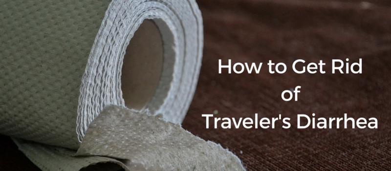 Cover for Traveler's diarrhea post