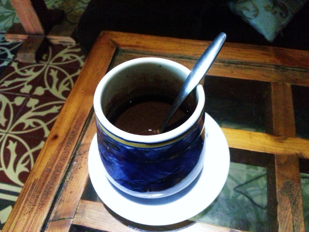 Ca phe Chieu at Chieu Cafe