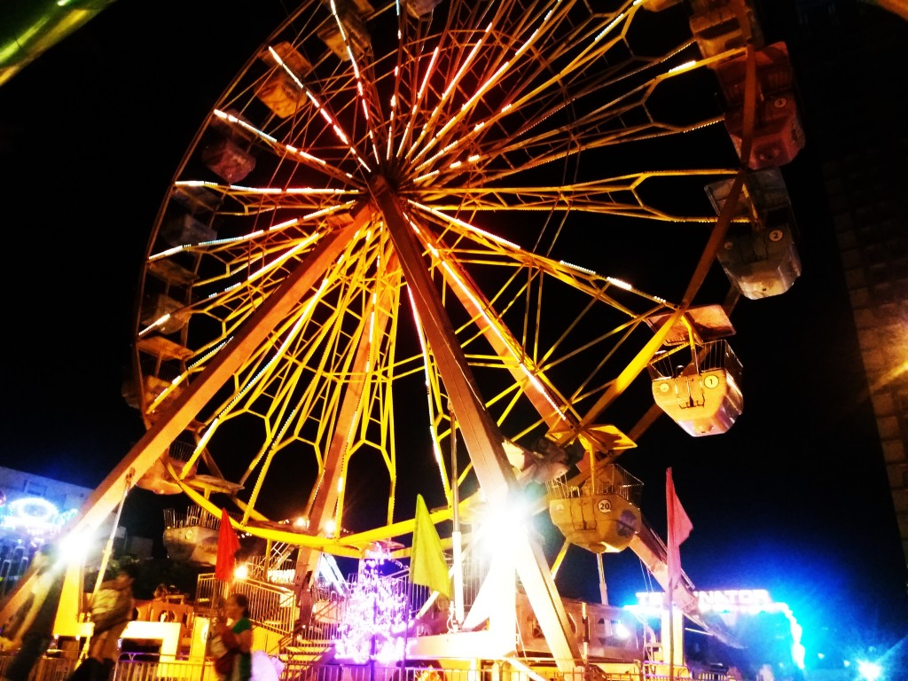 VT Ferris Wheel
