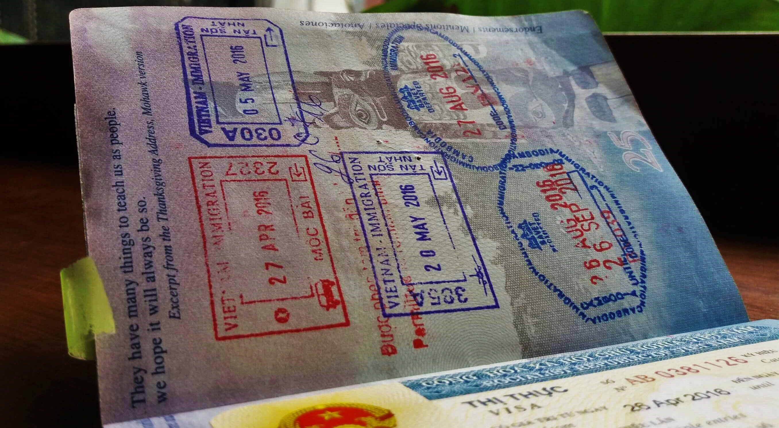 Americans, Meet Your New Vietnamese Visa